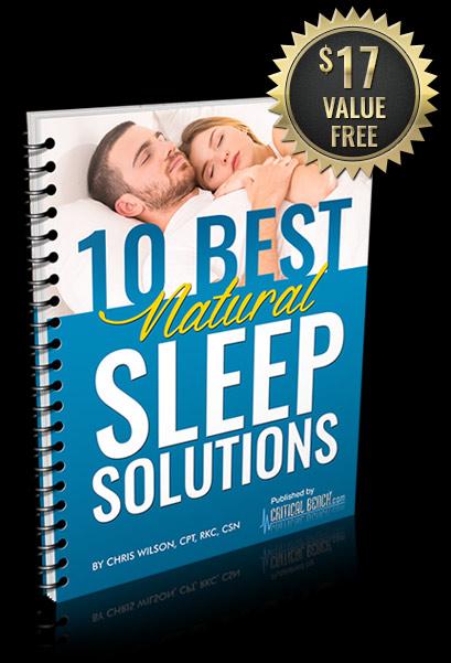 10 Best Natural Sleep Solutions